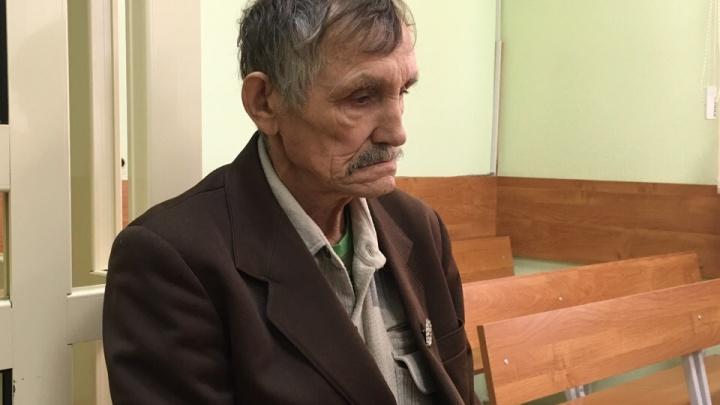 За мак на огороде пермского ветерана труда приговорили к условному сроку