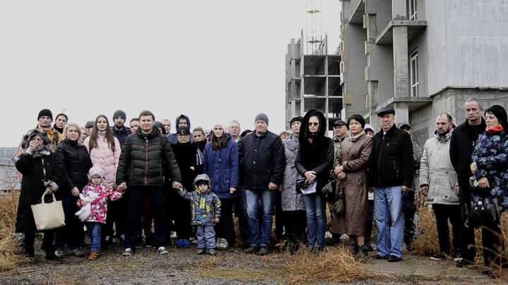 ЖК «АхтубаСитиПарк» в Волжском делят два банкрота: у обманутых дольщиков могут забрать последнее