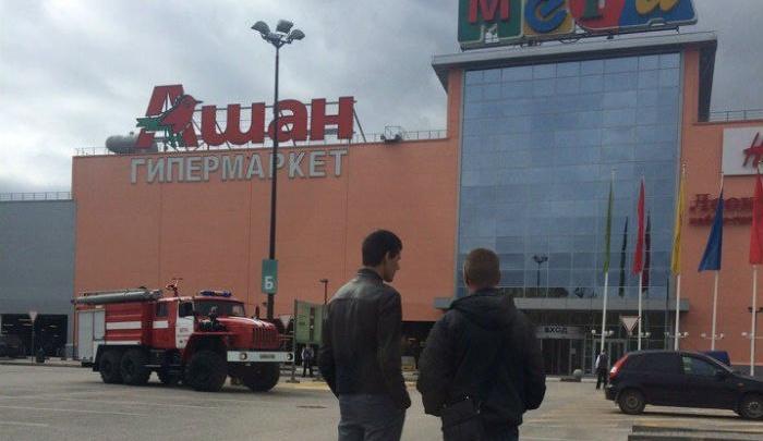 В Уфе эвакуируют посетителей торговых центров