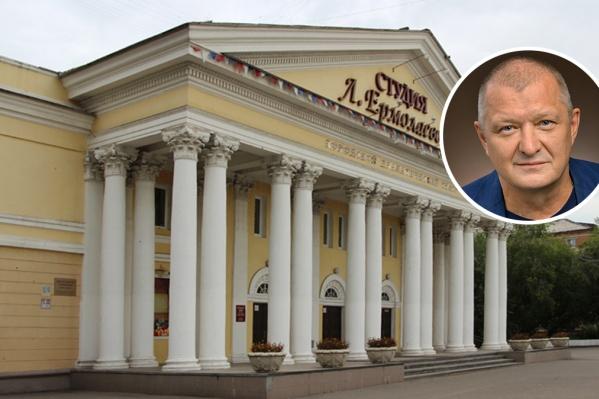 Новым худруком «Студии» Любови Ермолаевой» стал актёр и режиссёр