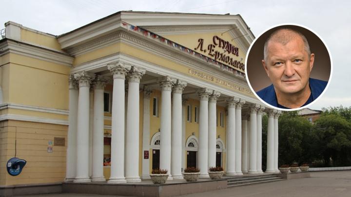 Актёр драмтеатра стал худруком «Студии» Любови Ермолаевой»