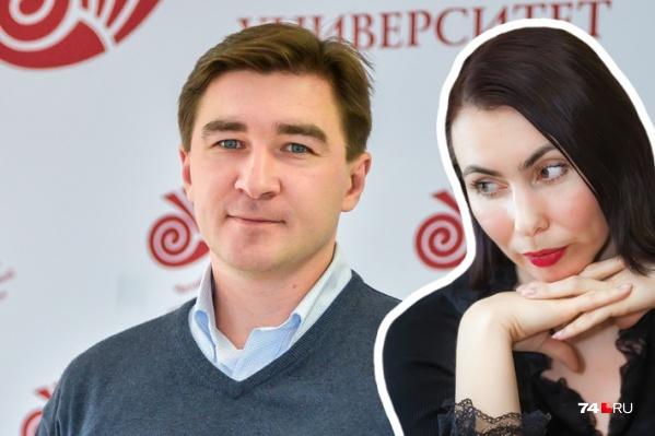 Диана Циринг продолжает обвинять руководство вуза в лице нового ректора Сергея Таскаева