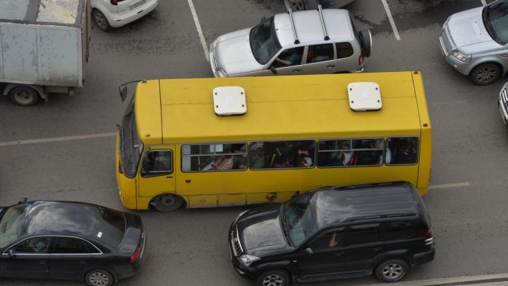 В Екатеринбурге оштрафовали перевозчика, который бросил маршрут №26 от Уктуса до «Меги»