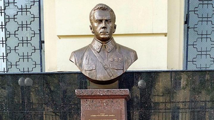 На новом памятнике Ворошилову в Ростове перепутали дату смерти маршала