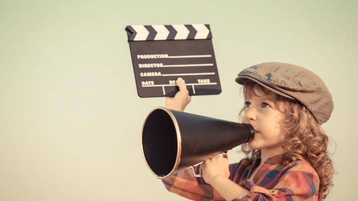 В Екатеринбурге объявлен кастинг детей от 3 до 16 лет в рекламу, кино и телепроекты