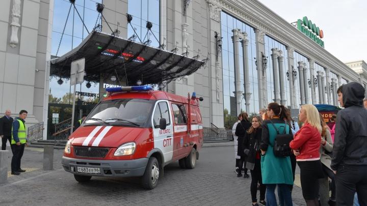 Глава МЧС Владимир Пучков заявил, что звонки о минировании - это не учебная тревога