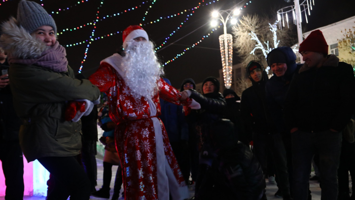 С Новым годом, Екатеринбург! Рассказываем, как город встретил 2020-й