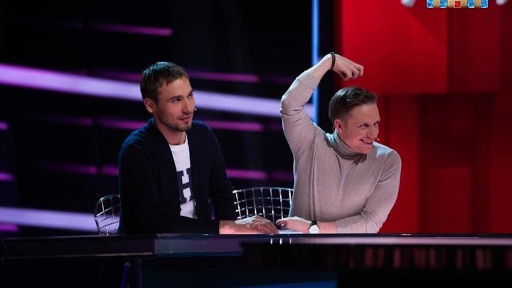Тюменцы Антон Шипулин и Виктор Щетков проиграли звездам ТНТ на шоу «Где логика»