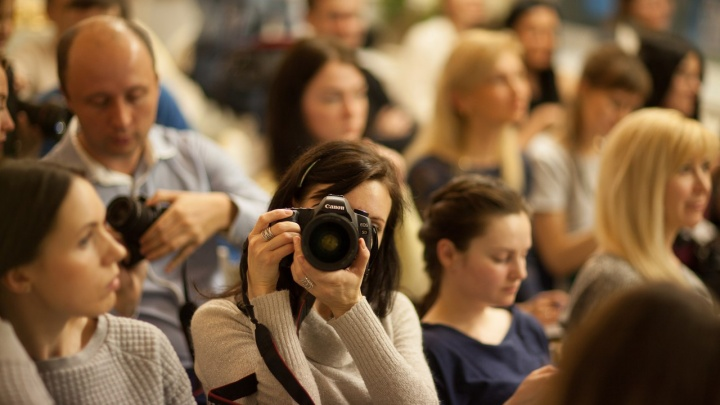 В одной из крупнейших фотошкол Новосибирска 19 сентября пройдёт день открытых дверей