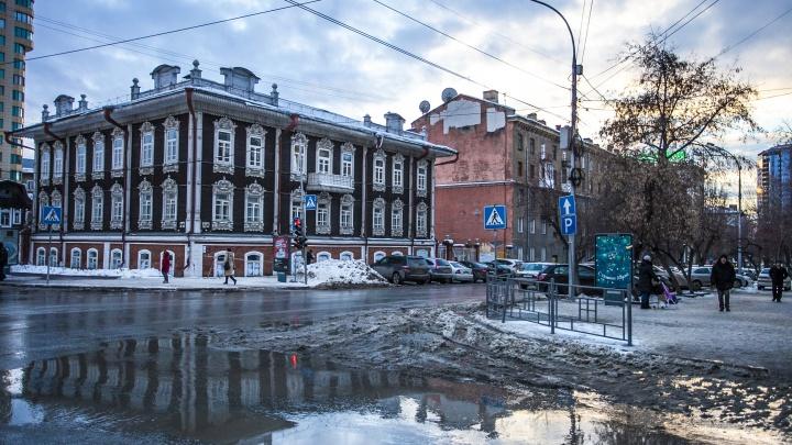 К Новосибирску приближается новая оттепель