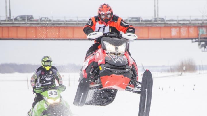 В начале марта «Малые Корелы» примут снегоходный фестиваль «SNOW Поморье»
