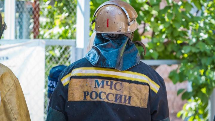 Неосторожное обращение с огнем: в Новочеркасске в собственном доме сгорел пожилой мужчина