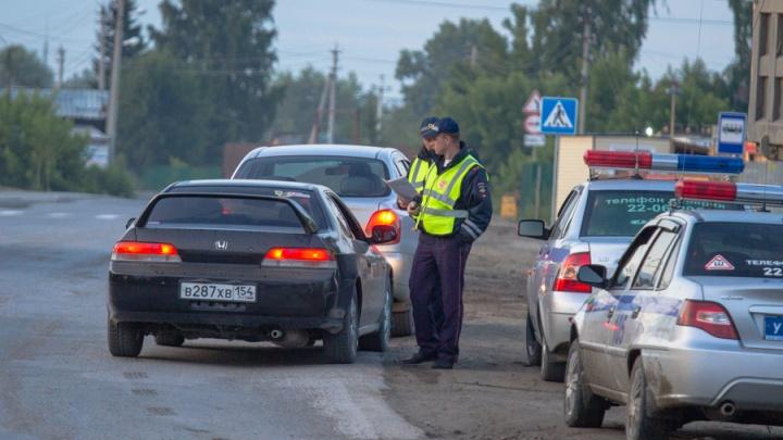 Сплошные проверки на дорогах: ГИБДД поймала 32 пьяных водителя