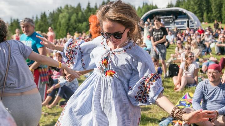 «Танцы на траве», концерты у реки и этномода. Публикуем полную программу фестиваля Kamwa
