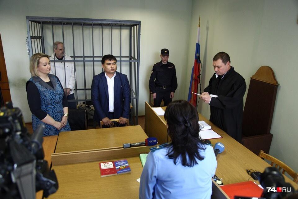 Прокуратура просила для американца 15 лет строгого режима