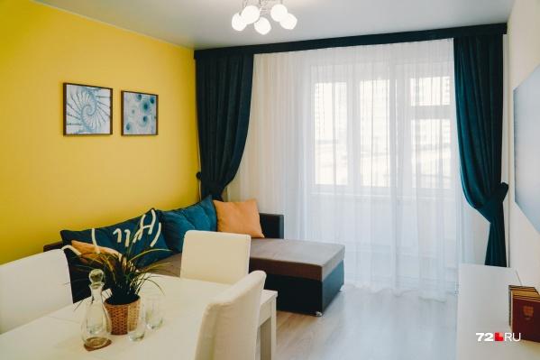"""По последним данным, средняя однокомнатная квартира в Тюмени стоит&nbsp;<nobr class=""""_"""">2 457 800</nobr> рублей, двухкомнатная — <nobr class=""""_"""">3 854 300</nobr> рублей. Эксперты прогнозируют, что с осени цены на недвижимость вновь пойдут в рост"""