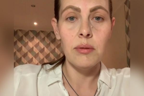 Женщина записала видео, в котором пожаловалась на работу местных следователей и давление со стороны родственников подозреваемых