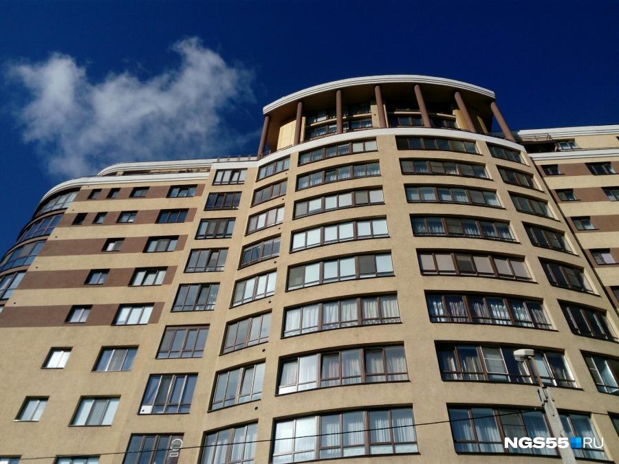 Ипотеку на«двушку» назвали недоступной для большинства семей Омской области