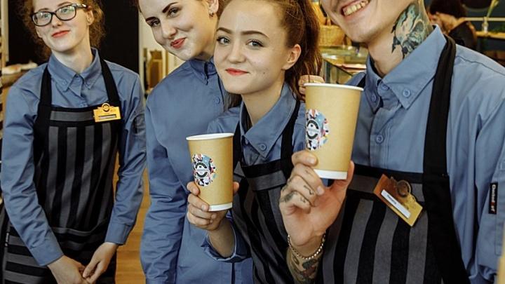 «Жидкий торт» и варенье из шишек: с чем подают кофе в Новосибирске