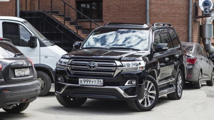 Toyota готовит к выходу новый Land Cruiser