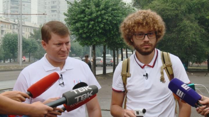 «Особо упоротый автомобильный город»: блогер Варламов поддержал выделенные полосы в Красноярске