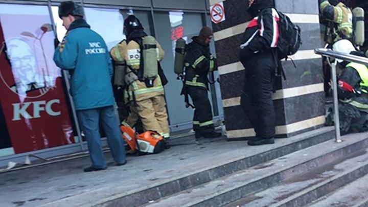 В Нижнем Новгороде эвакуировали больницы и торговые центры