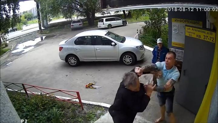 «Пил три дня из-за ссоры с женой»: челябинец получил условный срок за нападение на ветерана
