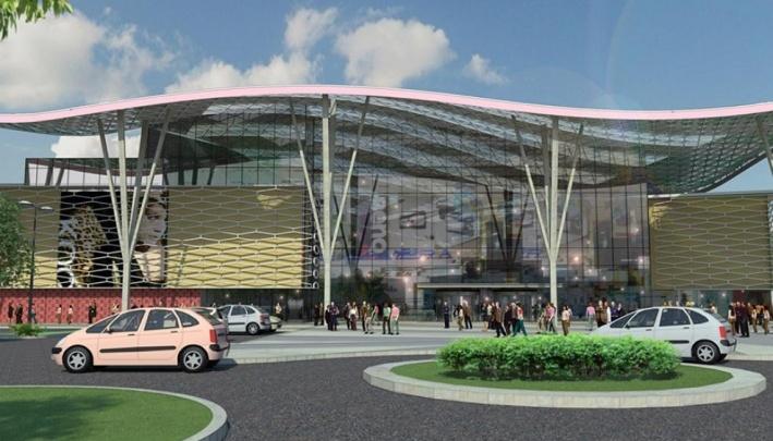 Новый торговый центр на месте бывшего ипподрома начнут строить в апреле