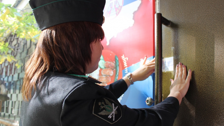 В Самаре судебные приставы закрыли гриль-кафе без вентиляции