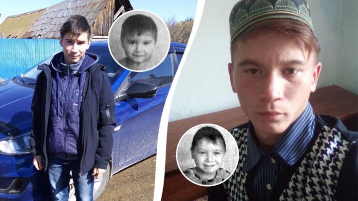 Девушка из Челябинской области отыскала своих братьев в Башкирии