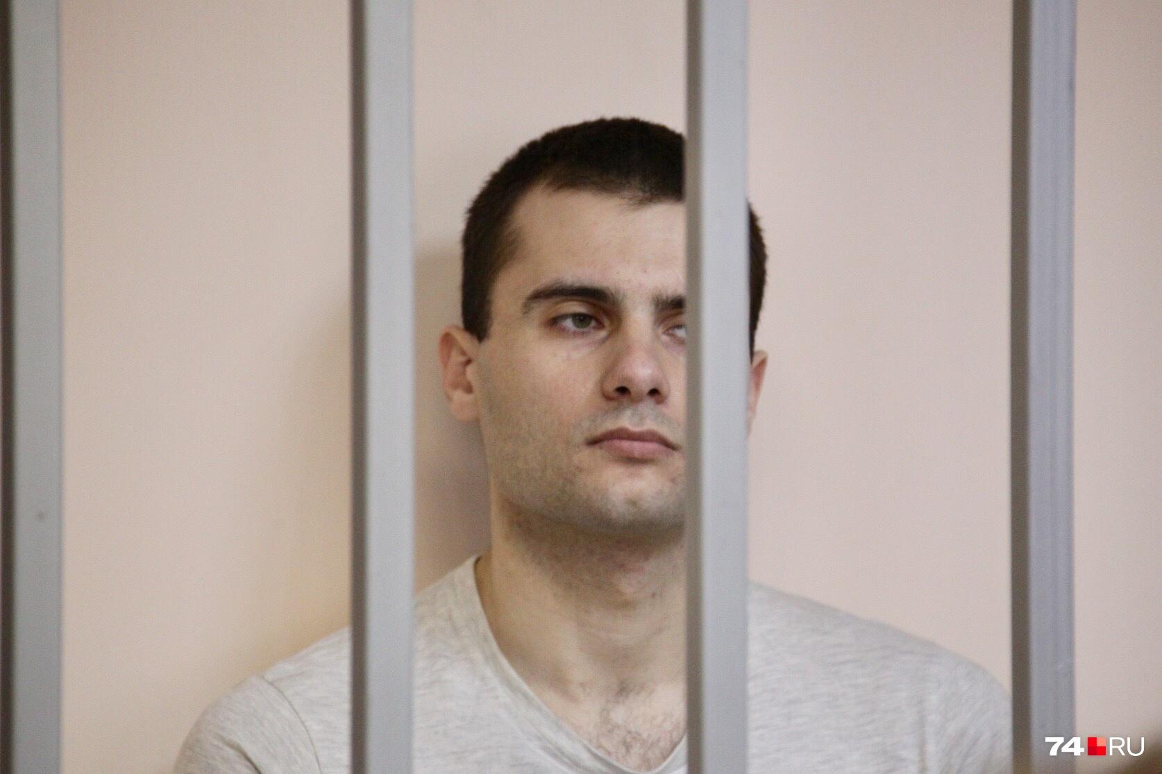 Антон Коновалов во время следствия признавал вину, но со стартом суда поменял свою позицию