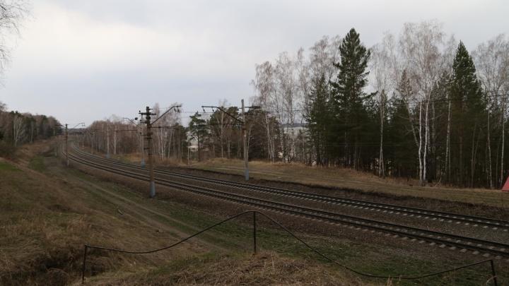 Утренняя электричка из Тогучинского района в Новосибирск опоздала на час