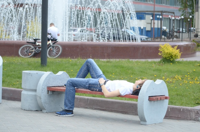 В первой половине недели температура в Новосибирске снова начнёт расти