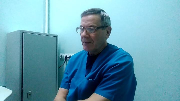 «Мне плевать»: что осталось за кадром во время визита журналиста к пьяному травматологу