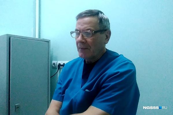 Сегодня врач уволился по собственному желанию