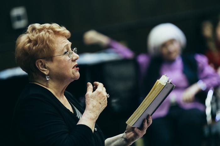 Валентина Широнина почувствовала сильную боль во время спектакля