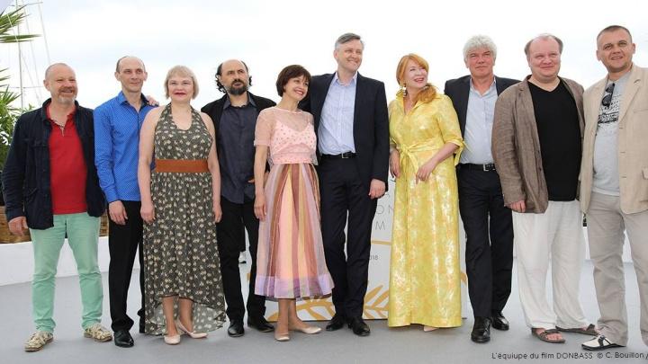 Актёры «Коляда-театра» прошли по красной дорожке Каннского кинофестиваля