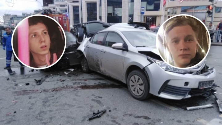 Друг Васильева, сидевший рядом с ним во время ДТП на Малышева, оказался в инвалидной коляске