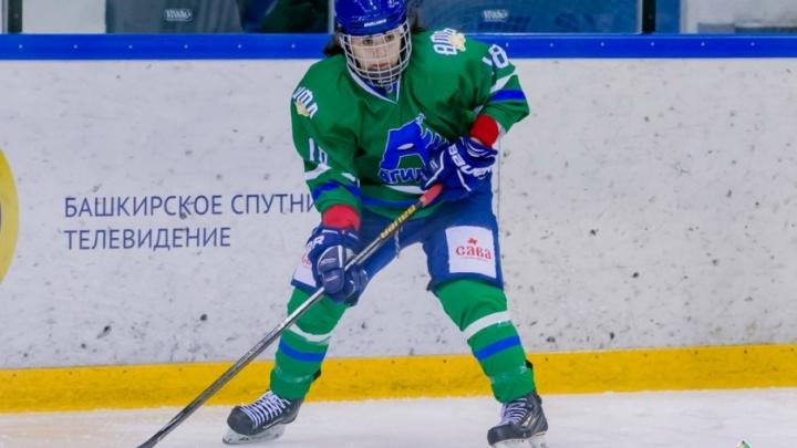 Уфимка Ольга Сосина стала капитаном сборной России по хоккею