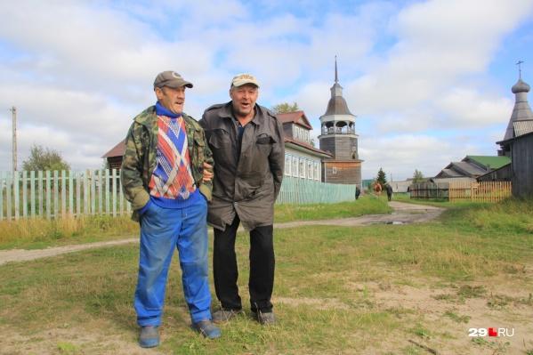 Жители Конецдворья готовы встретить туристов и показать им местную достопримечательность — Никольскую церковь