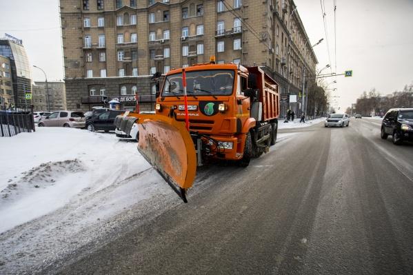 В этом году на обработку дорог решили потратить 110 миллионов