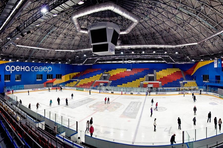 Картинки по запросу арена север универсиады красноярск фото