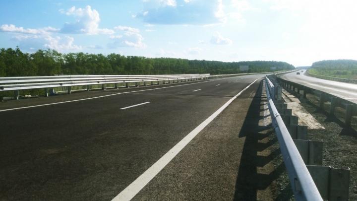 Мост на популярном дачном маршруте под Челябинском отремонтировали раньше срока