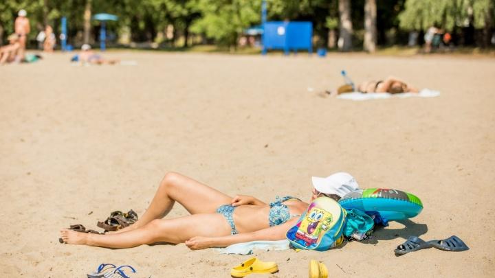 Жара пойдёт на спад: синоптики рассказали о погоде в Ярославле