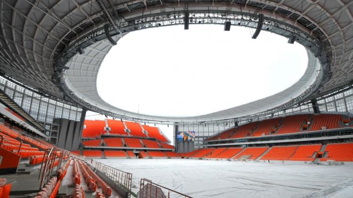 К первому матчу на Центральном стадионе сделают бесплатный Wi-Fi