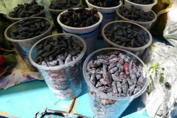 За пол-литра ягоды в Академгородке просят 250 руб.