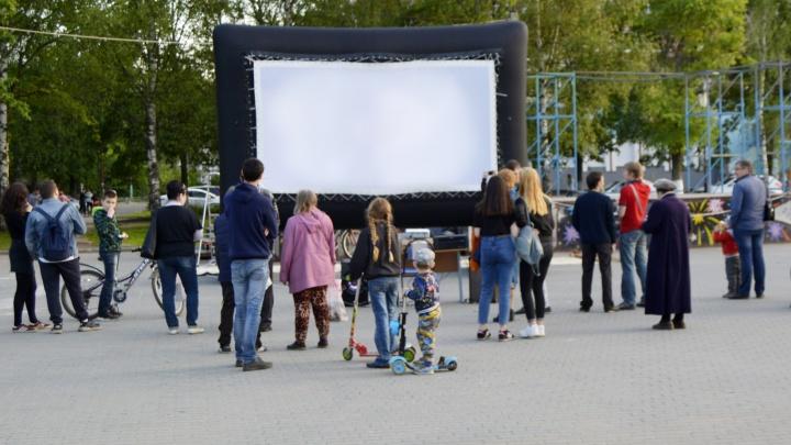 Ярославцам покажут короткометражки о войне на большом надувном экране