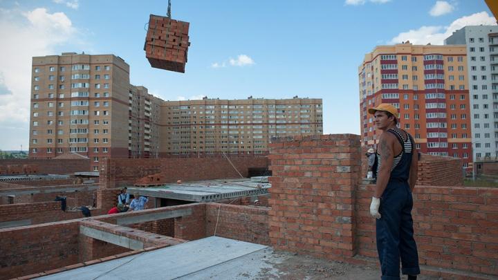 В Уфе построят новый микрорайон  на 24 квартала