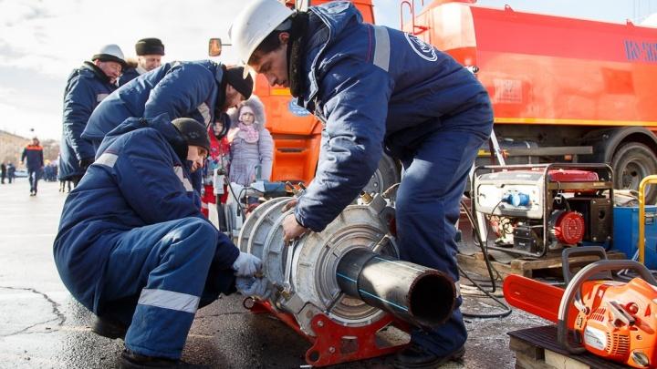 В Дзержинском районе Волгограда 9 ноября полтысячи человек останутся без воды