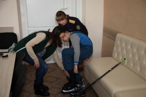 В судьбе восьмилетнего сына Алины Юмашевой теперь принимают активное участие разные госслужбы